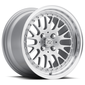 Drag Concepts R17 15X8 Silver