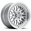 Drag Concepts R17 16X8 Silver