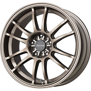 Drag DR 38 Rally Bronze Wheel Packages