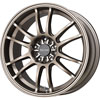Drag DR 38 Rally Bronze 17 X 8 Inch Wheels