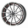 Drag DR 42 Charcoal Gray 17 X 7.5 Inch Wheels