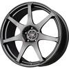 Drag DR 48 Charcoal Gray 17 X 9 Inch Wheels