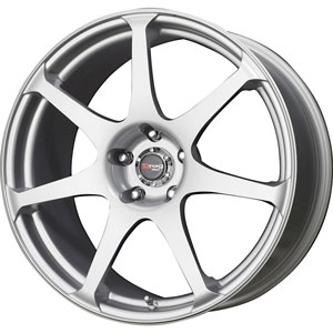 Drag DR 48 Silver Wheel Packages