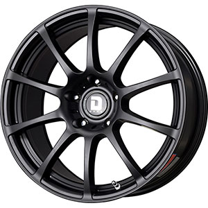 Drag DR 49 Black Wheel Packages