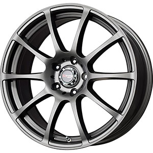 Drag DR 49 Charcoal Gray 18 X 8 Inch Wheels