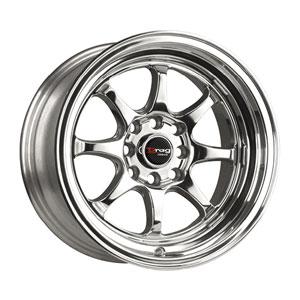 Drag DR 54 Polished Wheel Packages