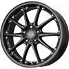 Drag DR 56 Flat Black 17 X 7.5 Inch Wheels