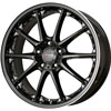 Drag DR 56 Gloss Black Machined Lip Wheel Packages