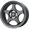 Drag DR 23 Charcoal Gray Wheel Packages