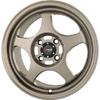 Drag DR 23 Flat Bronze Wheel Packages