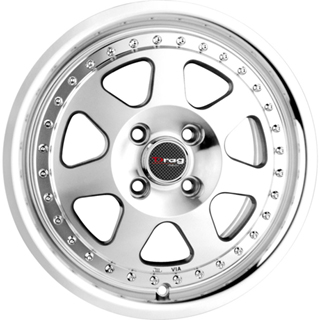 Drag DR 27 Full Machined Face Wheel Packages