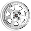 Drag DR 27 Full Machined Face 15 X 7 Inch Wheels