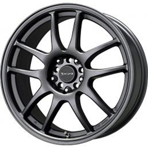 Drag DR 31 Charcoal Gray 18 X 8 Inch Wheels