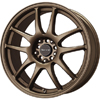 Drag DR 31 Rally Bronze 17 X 8 Inch Wheels