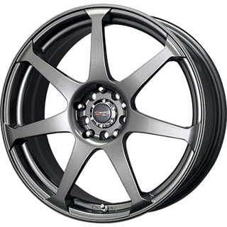 Drag DR 33 Charcoal Gray Wheel Packages