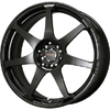Drag DR 33 Gloss Black 18 X 7.5 Inch Wheels