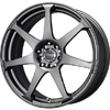 Drag DR 33 Gun Metal 17 X 7.5 Inch Wheels