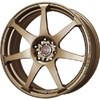 Drag DR 33 Rally Bronze 17 X 7.5 Inch Wheels