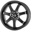 Drag DR 35 Flat Black Wheel Packages