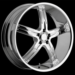 Devino Flawless DV762 Wheel Packages