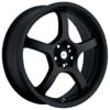 Focal F05 166 Matte Black Wheel Packages