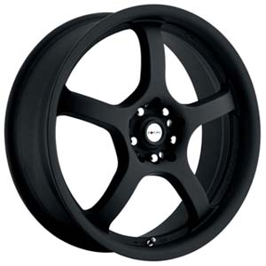 Focal F05 166 Matte Black 17 Inch Wheel