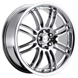 Focal F16 163 Chrome Wheel Packages