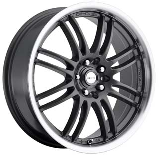 Focal F16 163 Gun Metal Wheel Packages
