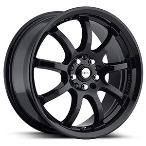 Focal F9 169BK Gloss Black Wheel Packages