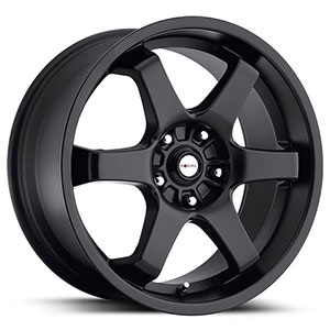 Focal X 421 Satin Black 17 X 7.5 Inch Wheel