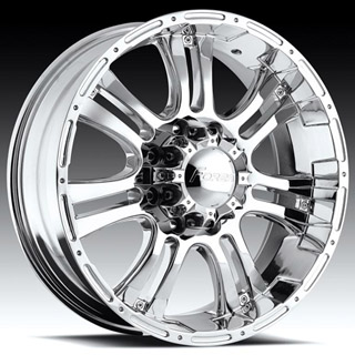 Forza 306 Chrome Wheel Packages