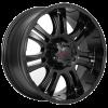 Forza 306 18X9 Matte Black