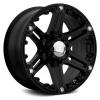 Forza 309 17X9 Matte Black