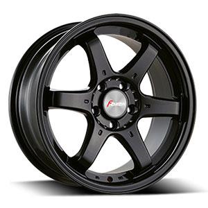 Forza 314 Black 17 X 7.5  Inch Wheel