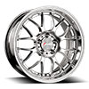 Forza 316 Silver Machined Wheel Packages