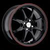 Forza 302 Black 16 inch