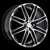 Forza 303 Black 17 inch
