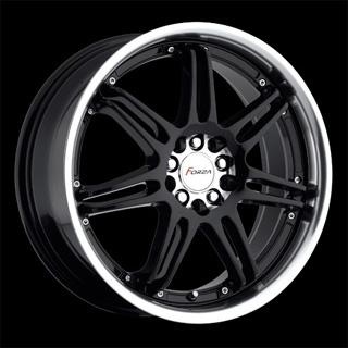 Forza 304 Black 18 inch