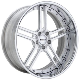 GFG Basel 5 Chrome Wheel Packages