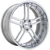 GFG Basel 5 Chrome 20 X 8 Inch Wheels