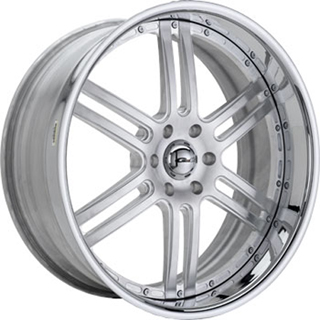 GFG Basel 6 Brushed Machined Wheel Packages