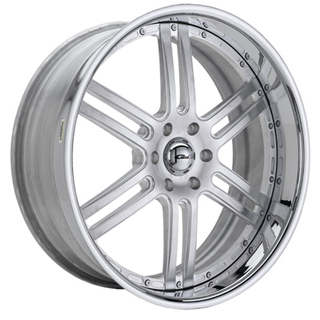 GFG Basel 6 Chrome Wheel Packages
