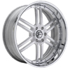 GFG Basel 6 Chrome 22 X 8 Inch Wheels