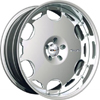 GFG Brasta Chrome 24 X 9 Inch Wheels