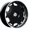 GFG Brasta Matte Black Wheel Packages