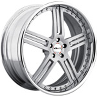 GFG Falluja Brushed Machined Wheel Packages