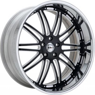 GFG Laguna Black Wheel Packages
