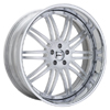 GFG Laguna Machined 22 X 8 Inch Wheels