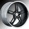 GFG Narkid Matte Black Wheel Packages