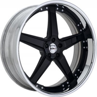 GFG Nice 5 Black Wheel Packages